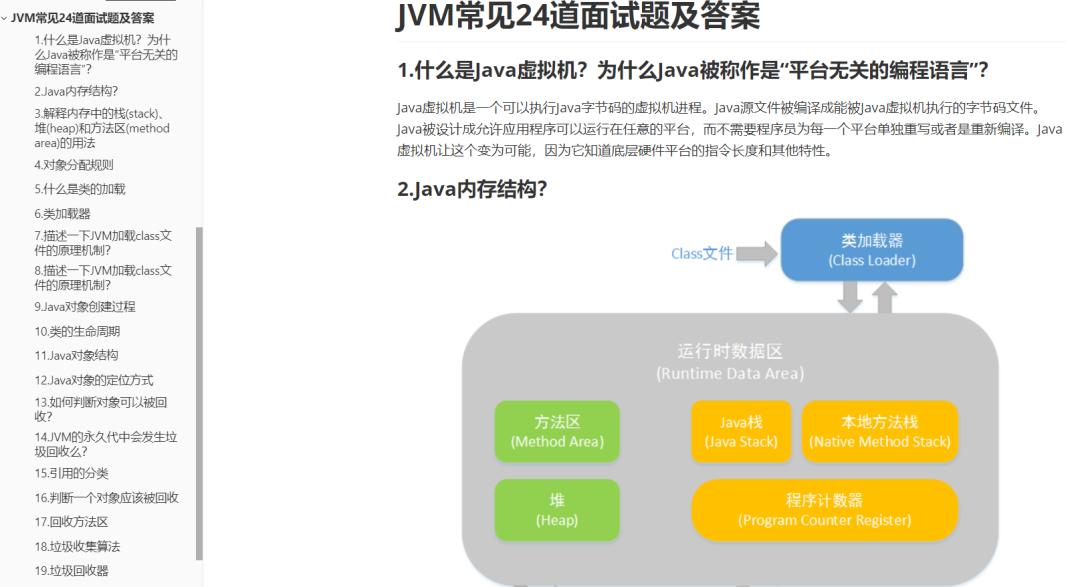 Java 中堆和栈的区别是什么?