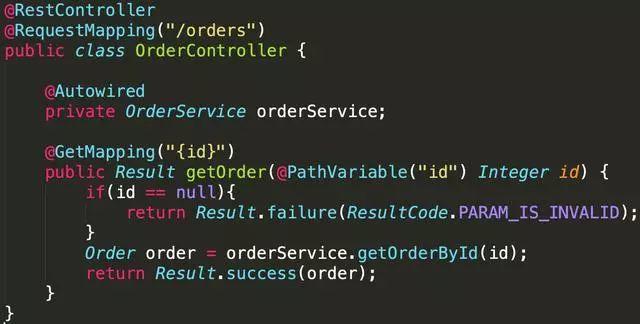 你写API接口代码真烂,难道不能对返回格式统一处理吗?