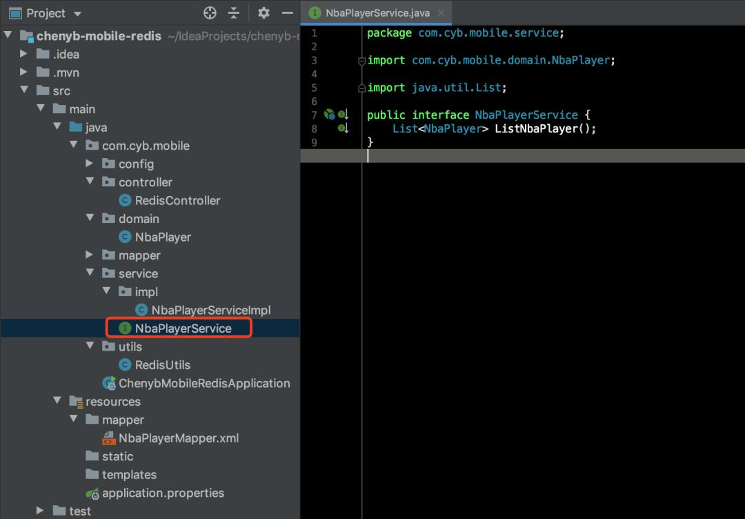 SpringBoot实战:整合Redis、mybatis,封装RedisUtils工具类等(附源码)