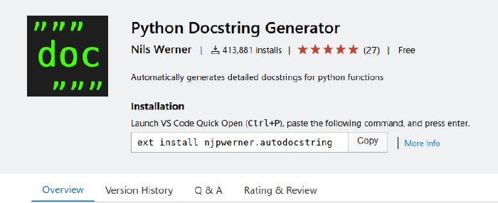 021年了,Python开发者不容错过的7个VS