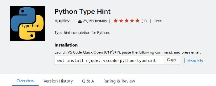 Python开发者不容错过的7个VS Code扩展
